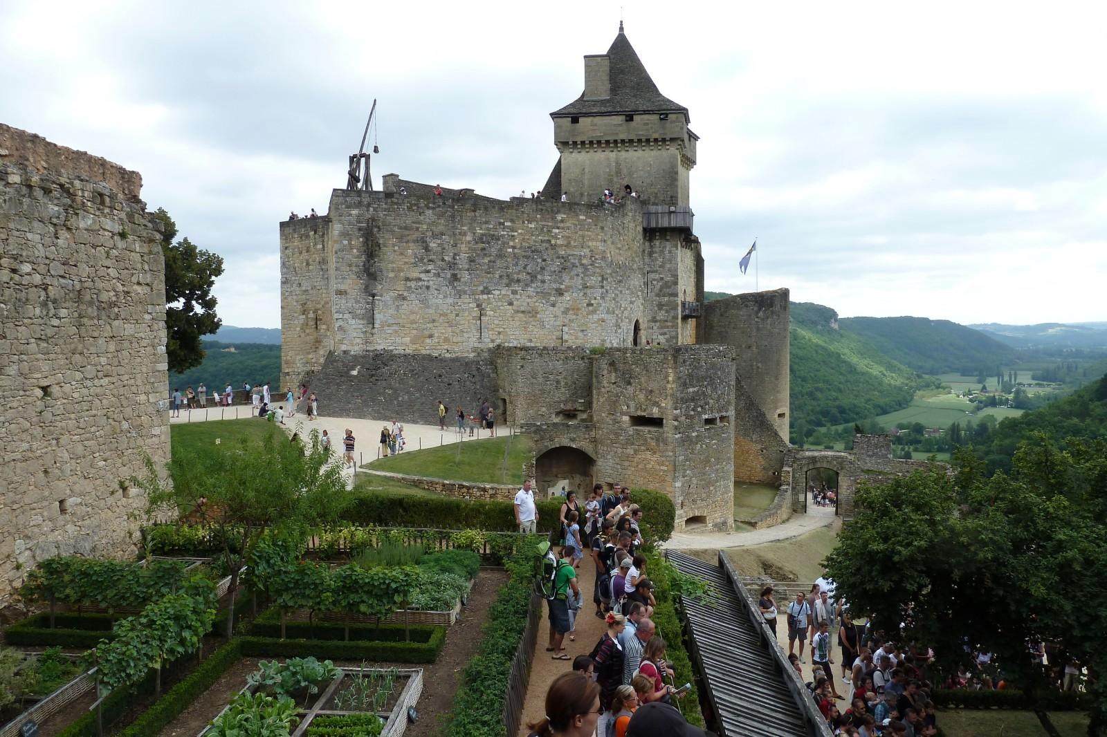 The Castelnaud Castle – Castelnaud-la-Chapelle