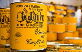 """Jouve"" – Foie gras producers in La Roque-Gageac"