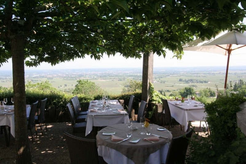 "The ""La Tour des Vents"" restaurant – Monbazillac"