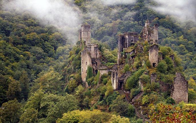 Les Tours de Merle – Saint-Geniez-Ô-Merle