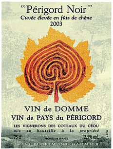 The Domme vineyard – Florimont Gaumier