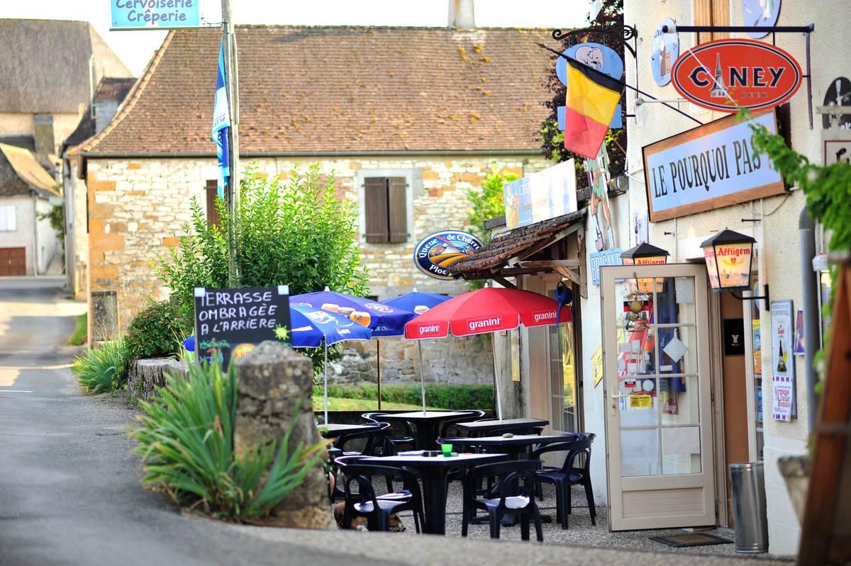 """The """"Pourquoi pas"""" restaurant – Floirac"""